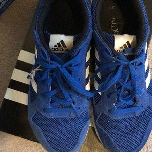 Adidas street shoes!